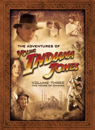 Скачать сериал Приключения молодого Индианы Джонса (1992-1996) DVDRip