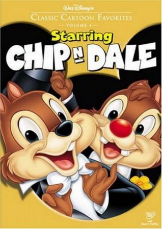 Скачать мультсериал Чип и Дейл (1947-1955)