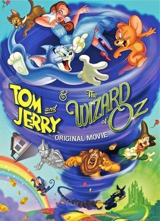 Скачать сериал Том и Джерри & Волшебник из страны Оз / Tom and Jerry the Wi ...