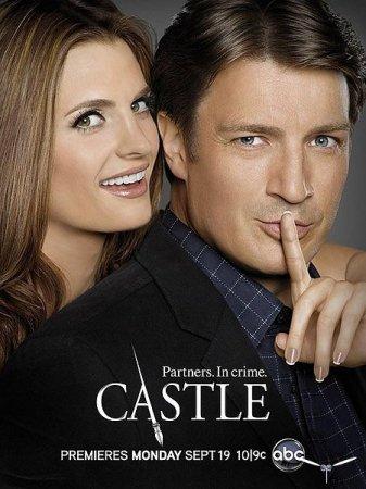 Скачать сериал Касл / Castle (2011) WEB-DLRip 4 Сезон