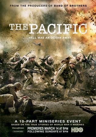 Скачать сериал Тихий океан | The Pacific [2010] HDTVRip