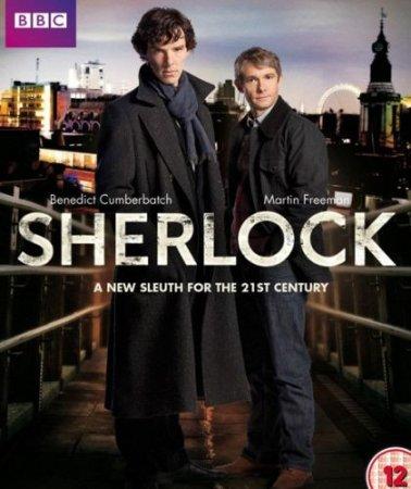 Скачать сериал Шерлок [1 сезон] (2010) HDRip [Первый канал]