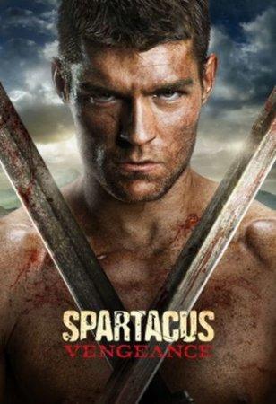 Скачать сериал Спартак - Месть / Spartacus -  Vengeance [2012]