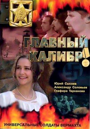 Скачать сериал Главный калибр [2006] DVDRip