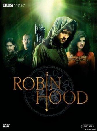 Скачать сериал Робин Гуд (Все сезоны) / Robin Hood [2006-2009] DVDRip