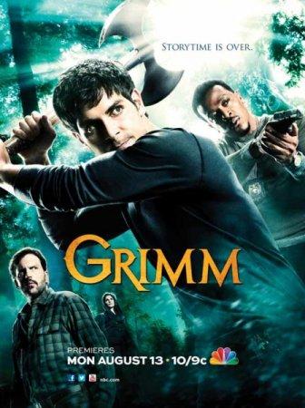 Скачать сериал Гримм / Grimm (2-й сезон) [2012]