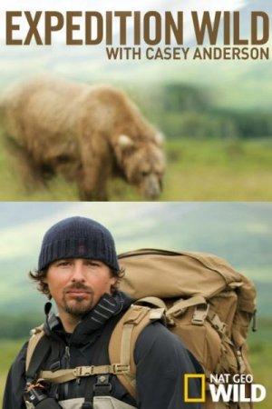 Скачать сериал Кейси и Брут в мире медведей / Expedition Wild [2010] BDRip  ...