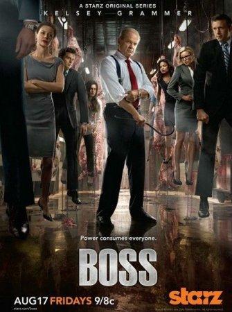 Скачать сериал   Босс / Boss - 2 cезон  (2012)
