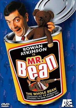 Скачать сериал Мистер Бин / The Whole Bean [1989-1995] DVDRip