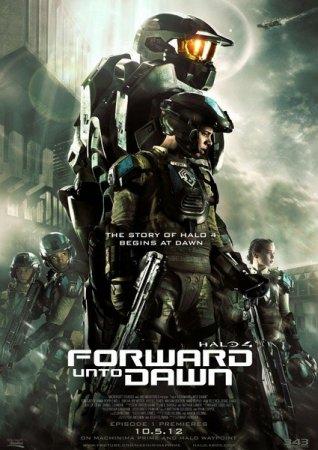 Скачать сериал Halo 4: Идущий к рассвету (1 сезон/2012)