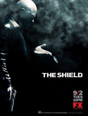 Скачать сериал Щит (1 сезон) / The Shield [2002] DVDRip