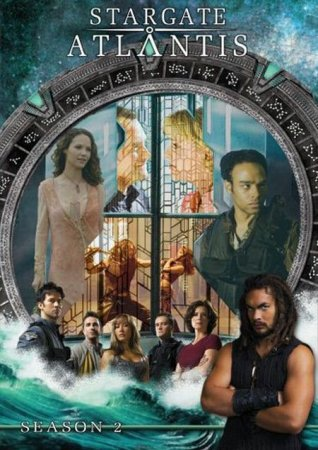 Скачать сериал Звездные врата. Атлантида (2 сезон) / Stargate. Atlantis [20 ...