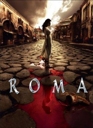 Скачать сериал Рим (2-й сезон) / Rome [2007] HDRip