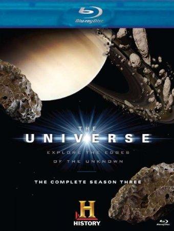 Скачать сериал  Вселенная / The Universe - 3 сезон (2008)