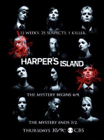 Скачать сериал Остров Харпера (1 сезон) / Harper's Island [2009]
