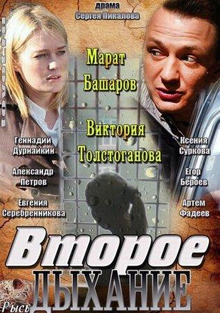 Скачать сериал  Второе дыхание (2013)