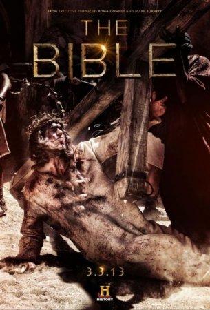 Скачать сериал  Библия / The Bible - 1 сезон (2013)