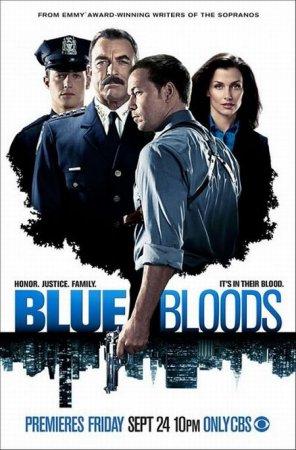 Скачать сериал  Голубая кровь / Blue Bloods - 3 сезон (2012)