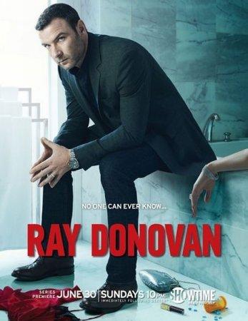 Скачать сериал  Рэй Донован / Ray Donovan - 1 cезон (2013)