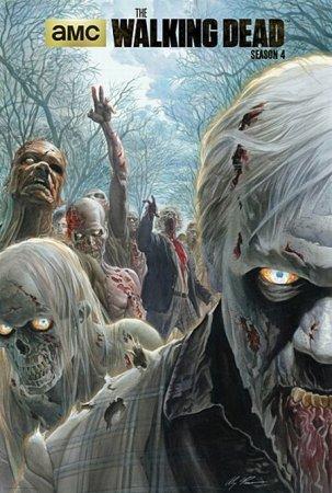 Скачать сериал  Ходячие мертвецы / The Walking Dead - 4 сезон (2013)