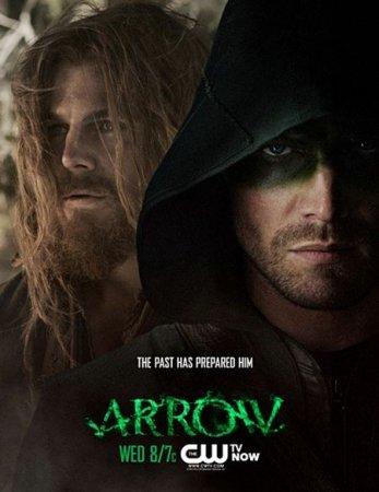 Скачать сериал Стрела / Arrow - 2 сезон (2013)