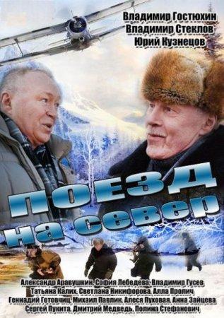 Скачать сериал Поезд на север [2013]
