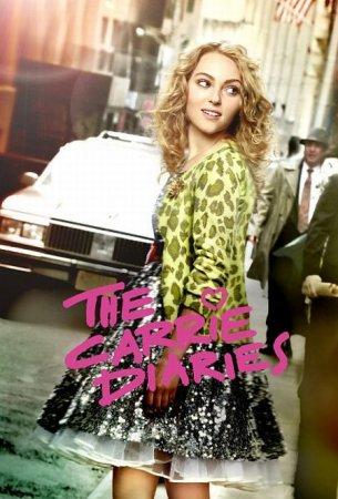 Скачать сериал  Дневники Кэрри / The Carrie Diaries - 2 сезон (2013)