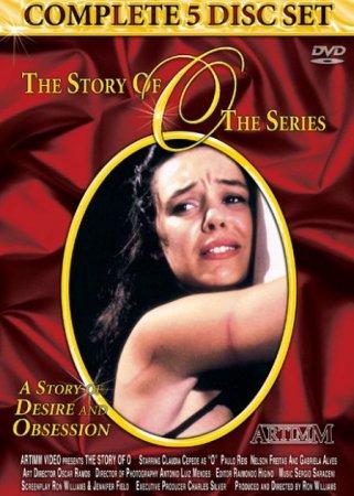 Скачать сериал История О / Story of O, the Series [1992] DVDRip