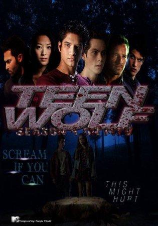 Скачать сериал Оборотень / Волчонок / Teen Wolf - 4 сезон (2014)