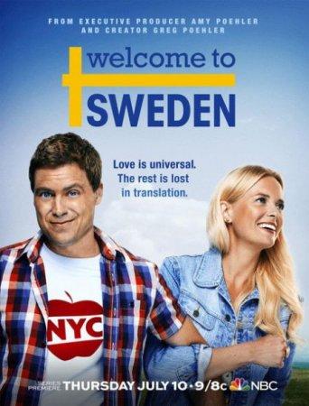 Скачать сериал Добро пожаловать в Швецию - 1 сезон (2014)