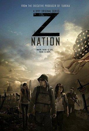 Скачать сериал Нация Z / Z Nation [2014]
