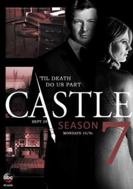 Касл (7 сезон) скачать торрент бесплатно.