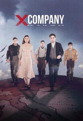Скачать сериал Лагерь Х / X Company - 1 сезон (2015)