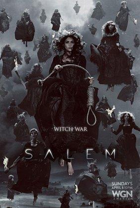 Скачать сериал Салем / Salem - 2 сезон (2015)