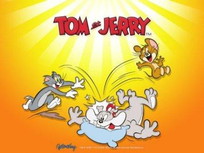 Скачать мультсериал Том и Джерри