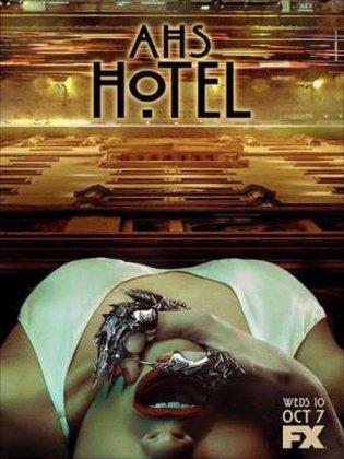 Скачать сериал Американская история ужасов: Отель - 5 сезон (2015)