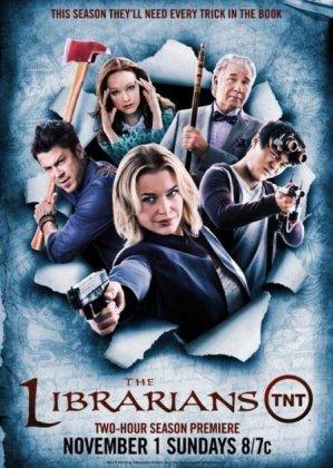 Скачать сериал Библиотекари / The Librarians - 2 сезон (2015)