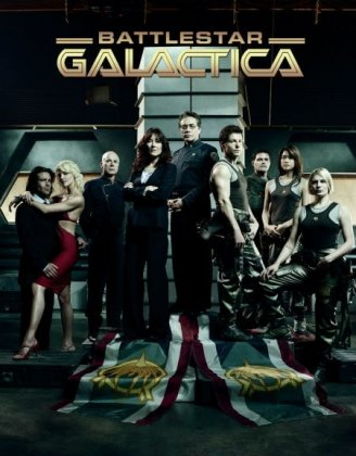 Скачать сериал Звездный крейсер Галактика (4 сезон) / Battlestar Galactica  ...