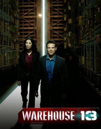 Скачать сериал Хранилище 13 (1-5 сезон) / Warehouse 13 [2009-2014]