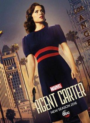 Скачать сериал Агент Картер / Agent Carter - 2 сезон (2016)