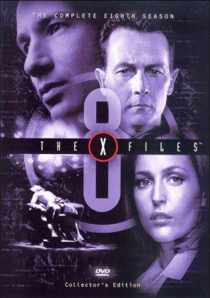 Скачать сериал Секретные материалы (8-й сезон) / The X Files 8 [2000-2001]