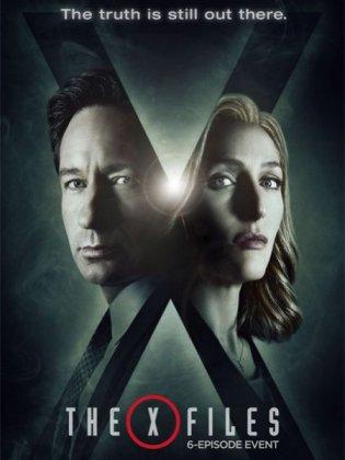 Скачать сериал Секретные материалы (10-й сезон) / The X Files 10 [2016]