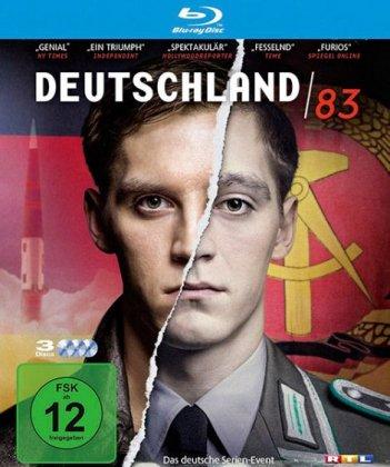 Скачать сериал Германия 83 - 1 сезон (2015)