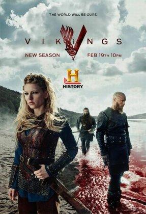 Скачать сериал Викинги / Vikings - 4 сезон (2016)