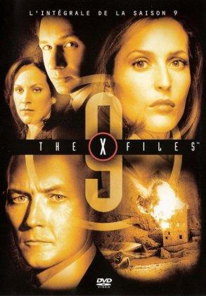 Скачать сериал Секретные материалы (9-й сезон) / The X Files 9 [2001-2002]