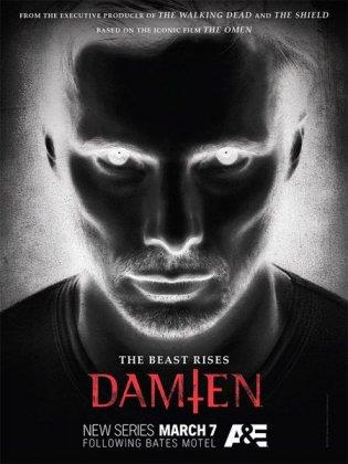 Скачать сериал Дэмиен / Damien - 1 сезон (2016)
