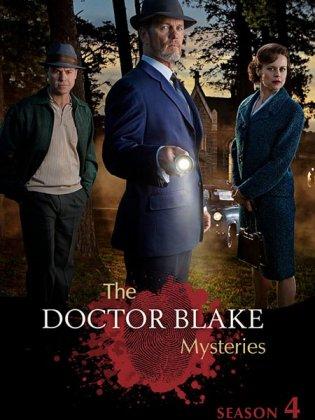 Скачать сериал Доктор Блейк / The Doctor Blake Mysteries - 4 сезон (2016)