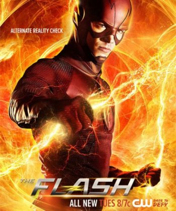 Скачать сериал Вспышка / Флэш / The Flash - 2 сезон (2015)