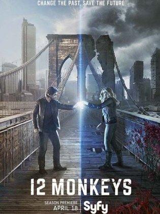 Скачать сериал 12 обезьян / 12 Monkeys - 2 сезон (2016)