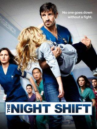 Скачать сериал Ночная смена / The Night Shift - 2 сезон (2015)